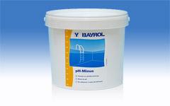 Химия для бассейна. PH - минус 6 кг