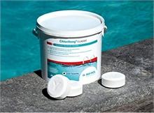 Химия для бассейна. Хлорилонг - 200, 5кг
