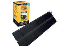 Подогрев воды в бассейне за счет солнечной энергии Система Санхитер