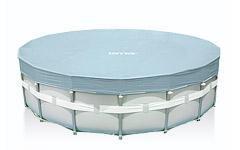 28040 Тент для каркасных бассейнов Intex 488см