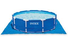 28048  Подстилка для бассейна Intex