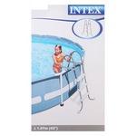 28057 Лестница для бассейна Intex, высота 107 см