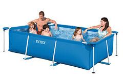 28271 Каркасный бассейн прямоугольный Intex, 260х160х65см
