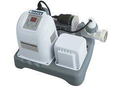 28670 Хлорогенератор  для бассейнов, Intex обьемом до 56,8 м3 , производительность (12 г/ч хлора)