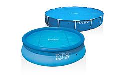29025 Обогревающее покрывало для бассейнов Intex 549см