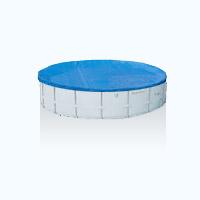 56266 Каркасный бассейн круглый  BestWay, 488х122см, фильтр-насос картр 3028 л/ч (28234, 28322)