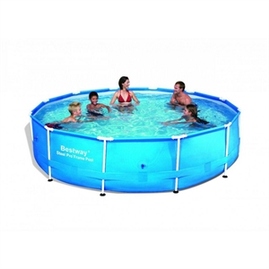56415 Каркасный бассейн круглый  BestWay, 366х76см