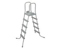 58337 Лестница Bestway 132 см (4 ступени)