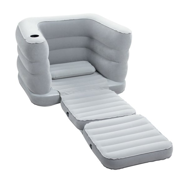 75065 Надувное кресло-кровать Multi Max II Air Chair 200х102х64 см