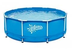 P20-1042 Каркасный бассейн круглый  Summer Escapes, 305х106см,  (Р20-1042)