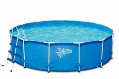 P20-1252-Z Каркасный бассейн круглый  Summer Escapes, 366х132см
